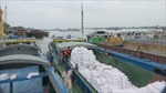 Chưa phát huy lợi thế vận tải thủy đồng bằng sông Hồng