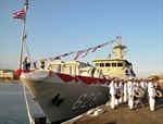 Indonesia hạ thủy tàu cao tốc mang tên lửa