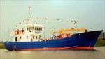 Triển khai thí điểm đóng tàu bằng vật liệu mới