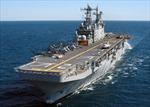 Pháp đình chỉ chuyển giao tàu Mistral cho Nga