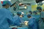 Ghép gan cho một bệnh nhi suy gan giai đoạn cuối