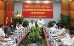 Phó Thủ tướng Nguyễn Xuân Phúc làm việc với Bộ Nội vụ