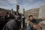 Israel mời thầu xây nhà định cư mới ở Bờ Tây