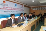Hội thảo xúc tiến đầu tư của tỉnh Vĩnh Phúc tại Ấn Độ