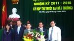 Cần Thơ  bầu Phó Chủ tịch UBND thành phố