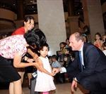 50 suất quà Trung thu cho trẻ em có hoàn cảnh khó khăn