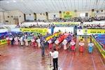 Khai mạc Giải vô địch bóng bàn  Báo Nhân Dân