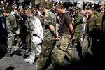 Phe miền Đông trao trả 1.200 tù binh cho Kiev