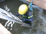 Đã tìm thấy thi thể bé trai mất tích dưới cống nước