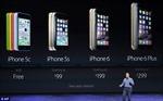 Apple trình làng iPhone 6 và 6+