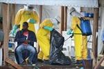 Ít nhất 2.296 ca tử vong do Ebola