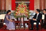 Quan hệ Việt - Ấn mãi mãi bền vững và không ngừng được thắt thặt