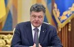Tổng thống Ukraine ký luật mở đường trừng phạt Nga