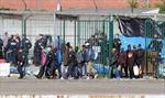 Hàng rào an ninh chặn nhập cư trái phép