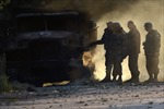 Khủng hoảng Ukraine và tiến trình quân sự hóa châu Âu