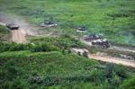 Quân đội Nga kiểm tra khả năng sẵn sàng chiến đấu ở Viễn Đông