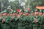 Trường Sĩ quan Lục quân 1 tưng bừng ngày khai giảng