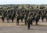Nga tập trận rầm rộ tại quân khu miền Đông
