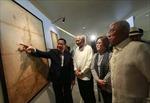 Philippines công bố 60 bản đồ cổ bác bỏ 'đường lưỡi bò' Trung Quốc