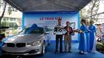 Khánh hàng VinaPhone trúng thưởng xe ô tô trị giá 1,5 tỷ đồng