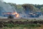 Ukraine đẩy lui phe ly khai tại sân bay Donetsk