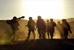 Hình ảnh 'nóng' quân khu miền Đông Nga tập trận