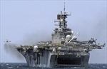 Mỹ đưa thêm tàu chiến đến Vịnh Persique