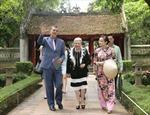 Chủ tịch Hạ viện Australia kết thúc chuyến thăm Việt Nam