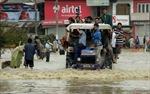 Lũ lụt hoành hành Ấn Độ, Pakistan