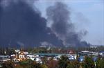 Đức ủng hộ Ukraine thông qua luật về Donbass