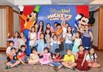 Disney gặp gỡ học viên ILA ngay sau khi đến Việt Nam