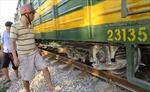 Khắc phục sự cố làm tê liệt tuyến đường sắt Bắc - Nam