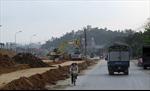 Nhiều vi phạm an toàn giao thông khi thi công QL 1A