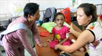 Biểu dương đôi vợ chồng giải cứu bé gái 4 tuổi bị bạo hành