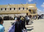 Sơ tán đợt cuối lao động Việt Nam tại Libya