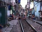 Cuộc sống ở phố đường tàu