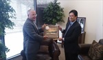 ExxonMobile (Mỹ) muốn tăng cường hợp tác với Việt Nam
