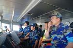 Tuyên dương cán bộ, chiến sỹ Vùng Cảnh sát biển 2