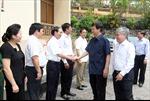 Thủ tướng Nguyễn Tấn Dũng làm việc với lãnh đạo Yên Bái
