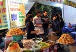 Khai trương tuyến phố ẩm thực Hàng Buồm-Hà Nội