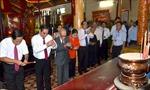 Lễ dâng hương tưởng nhớ Anh hùng dân tộc Nguyễn Trung Trực