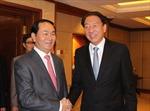 Hội đàm cấp cao giữa Bộ Công an Việt Nam và Bộ Nội vụ Singapore
