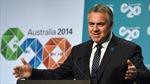 G-20 cam kết cải thiện tăng trưởng kinh tế toàn cầu