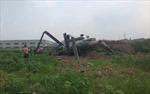 Rơi máy bay ở Ai Cập, 6 quân nhân thiệt mạng