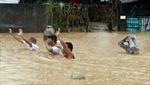 Bão Fung-Wong gây thiệt hại nặng nề cho Philippines