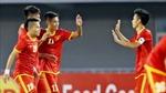 Olympic Việt Nam đứng đầu bảng