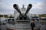 Nga gây ngạc nhiên bằng các vũ khí hải quân mới