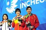 ASIAD 17: Việt Nam xếp thứ 10 sau 4 ngày thi đấu