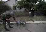 Phát hiện mộ tập thể tại khu vực lính Ukraine rút quân