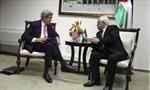 Ngoại trưởng Mỹ hội đàm với Tổng thống Palestine về tình hình Gaza
